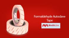 Formaldehyde Autoclave Tape