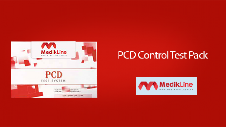 PCD Control Test Pack