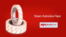 Steam Autoclave Tape