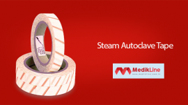 Steam Autoclave Tape