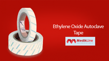 Ethylene Oxıde Autoclave Tape